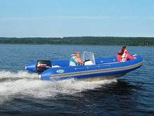 РИБ Skyboat SB 520RA