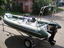 РИБ Skyboat SB 520R